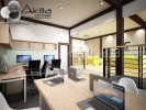 Desain Interior Office Mayangkara Group Surabaya